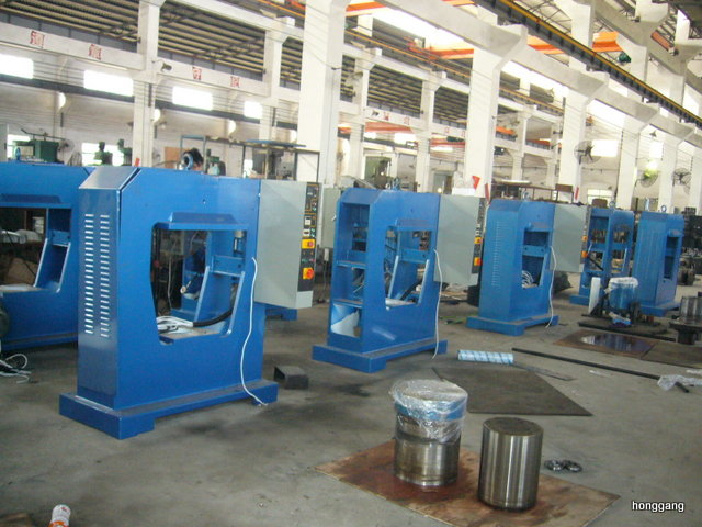 plating machine making