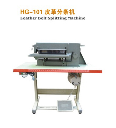 leather belt cutting machine