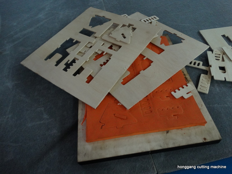 plywood toys cutting machine