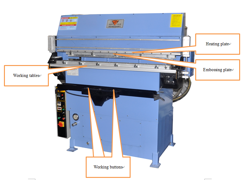 plane leather belt plating machine