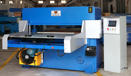 100T Die cutting machine for automotive components