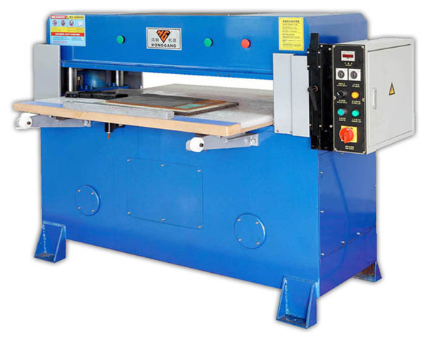 manual sliding table blister cover die cutting machine