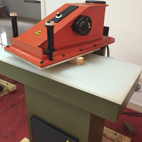 die cutting press machine