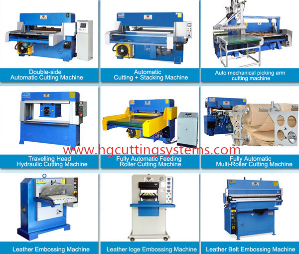 honggang hydraulic cutting press machine