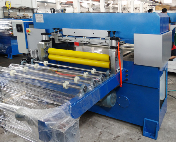 Precision hydraulic heating creasing cutting machine