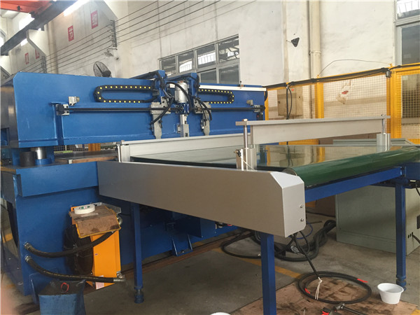 250tons automatic roller feeding cutting machine