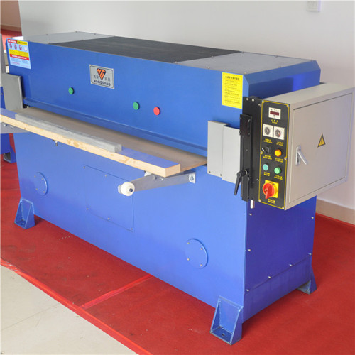 How to effectively reduce the vibration of the cutting machine?