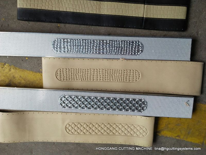 car steering embossing mould