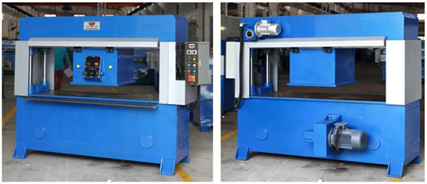 Hydraulic Travel Head Cutting Press