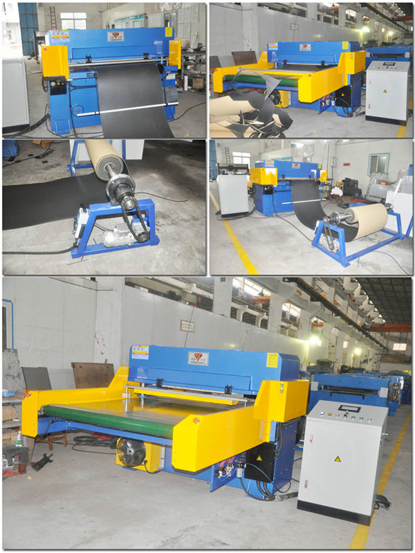 Die cutting press for Car Mat / Seat Cover
