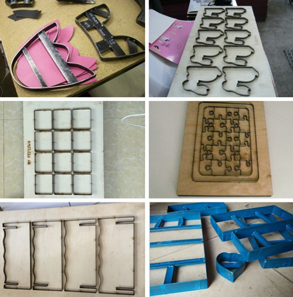 Laser Cutting Die/Cutting Molds