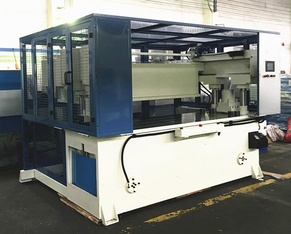 Hydraulic Receding Head Cliker Press by HONGGANG