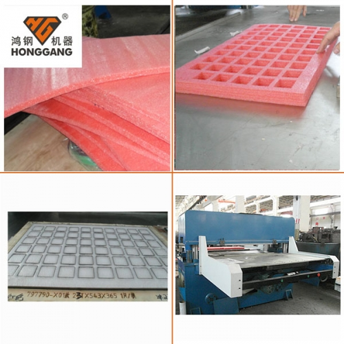 Packaging PE Foam Cutting Machine