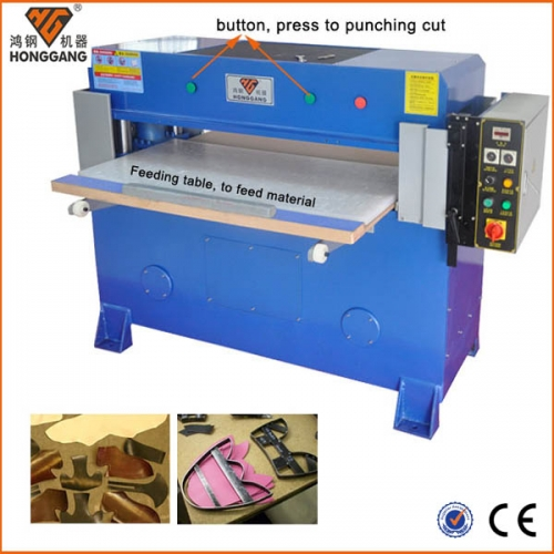 Leather Shoe Beam Clicker Press