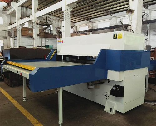 200Tons customized large cutting table press machine
