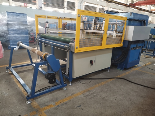 200 tons 1600x1200mm Sealing cutting machine for Automotive interior