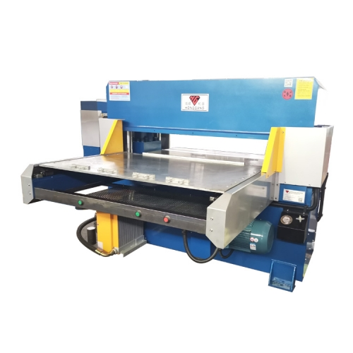 500 tons single table feeding jigsaw puzzle cutting machine